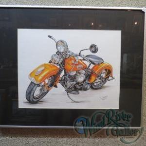 1942 Harley Flathead